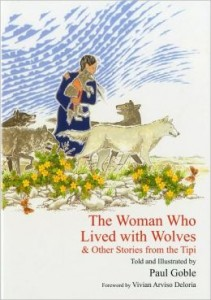 Woman who Lived with Wolves