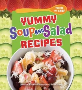 Yummy Soup and Salad