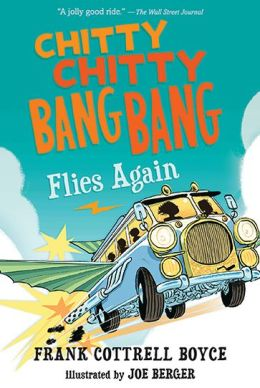 Chitty Chitty Bang Bang Dog Name